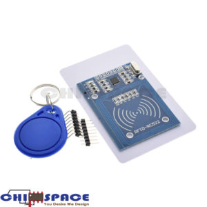 MFRC522 RFID 13.56Mhz Module With Tags
