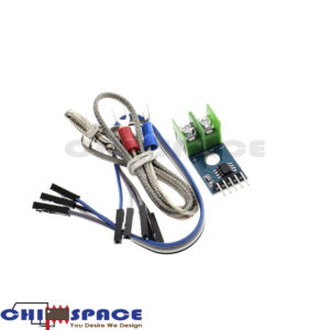 K-Type Thermocouple with MAX6675 Module