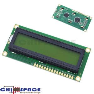 1602 LCD Module with IIC/I2C Interface Board