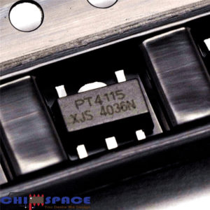 PT4115 SOT89 Step down Led driver ic