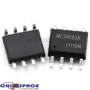 MC34063 SOIC-8 Boost Buck Switching Regulator
