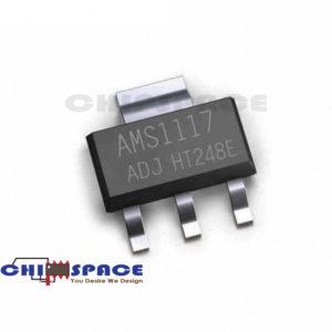 AMS1117 ADJ SOT-223 1A Low Dropout Regulator