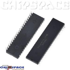 PIC16F877A-I/P DIP-40 Enhanced Flash Microcontroller