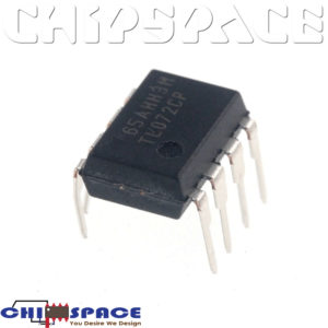 TL072CP DIP-8 Operational Amplifier IC