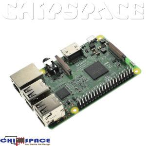 1 x Raspberry Pi 3 Model B Board