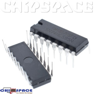 SN74HC595N DIP-16 Tri-State Counter Shift Registers