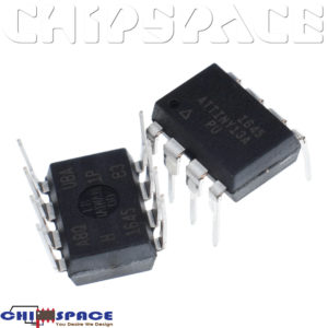 ATTINY13A-PU DIP-8 8-Bit Programmable Flash Microcontroller