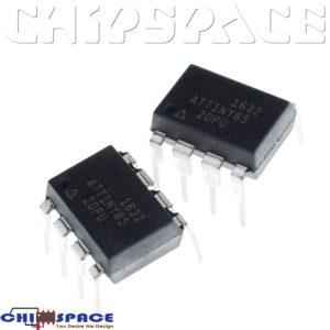ATTINY85-20PU DIP-8 AVR Programmable Flash MCU