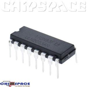 ULN2003AN DIP-16 Darlington Transistor Arrays IC