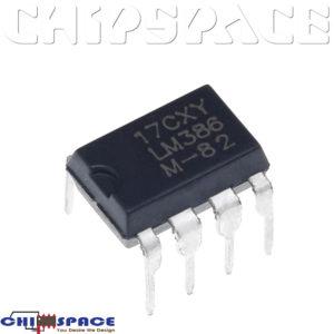 LM386N DIP-8 Low Voltage Audio Power AMPLIFIER IC
