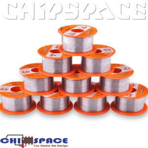 1x Roll of Solder Wire