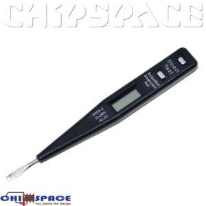 Digital Voltmeter 12V-250V Socket Wall AC/DC Power Outlet Detector