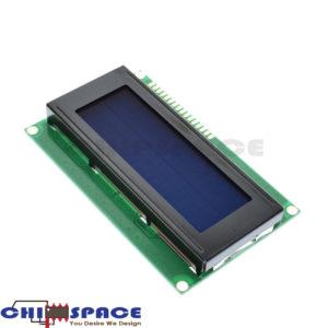 20x4 blue screen LCD Module HD44780