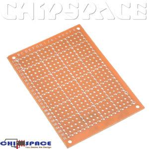 5*7 PCB 5x7 PCB 5cm 7cm DIY Prototype Paper PCB Universal Board Yellow