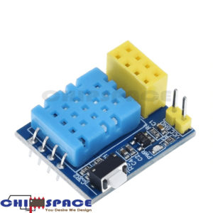 ESP8266 Wi-Fi based DHT11 Sensor module