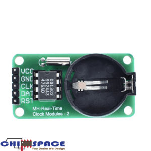 DS1302 RTC For AVR ARM PIC Arduino