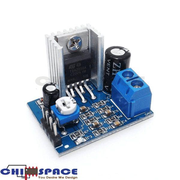 TDA2030 Audio Amplifier Single Supply Module