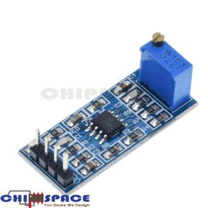 LM358 100 Times Gain Signal Amplifier Op-amp