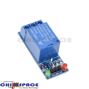 5v 1 Channel Relay Module with Optocoupler Relay Output