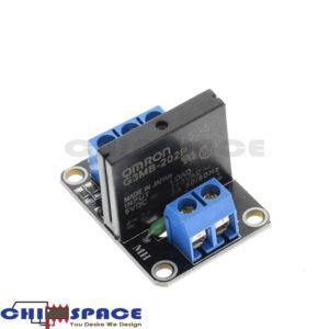 5V 1 Channel OMRON SSR Module 250V 2A