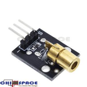 KY-008 3pin 650nm Red Laser Transmitter
