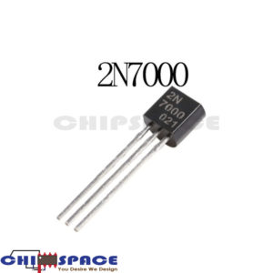 2n7000 Mosfet 200ma 60v N-channel To-92