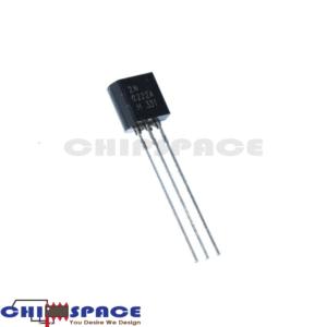 2N2222 To-92 NPN Amplifier Transistor