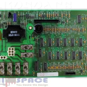 Hill Rom Patient Bed Control Circuit Used Serviceable