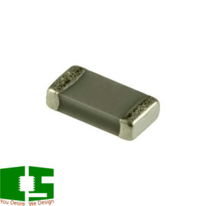 100nF 5% 50V 1206 Multilayer Ceramic SMD Capacitor