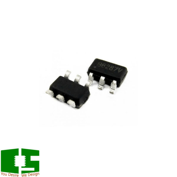 HX3608 Step-Up Positive Adjustable 3.5A 1.2MHz SOT-23-6L Converter