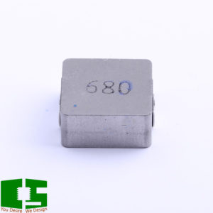 68uH 20% 3.5A 125mΩ 13.8x12.6x7mm SMD Power Inductor