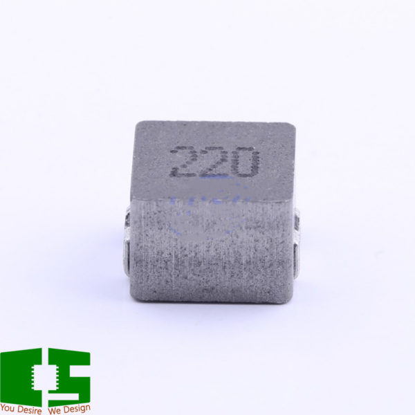 22uH 20% 2.5A 140mΩ 7.1*6.6*5.0mm Power Inductor