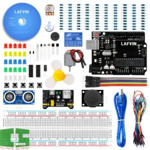 Arduino Uno r3 MEGA 2560 Basic Starter Kit