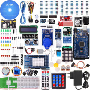 Arduino Mega 2560 Most Complete Starter Kit with Tutorial