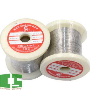 Nichrome Flat Heater 0.1mm 10M Foam Cutting Wire