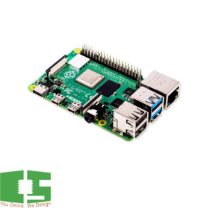 Raspberry Pi-4 Development Board