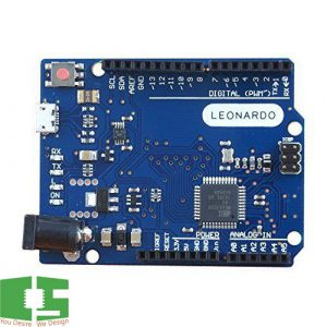 Leonardo R3 Microcontroller Atmega32u4 Development Board With USB Cable Chipspace