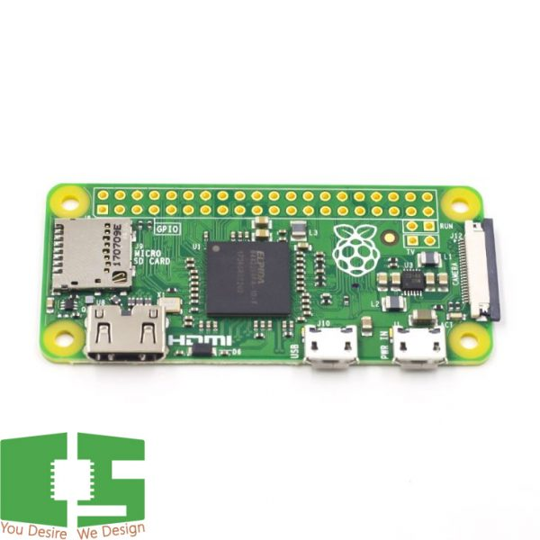 Raspberry Pi Zero Board Camera Version 1.3 With 1GHz CPU 512MB RAM Chipspace