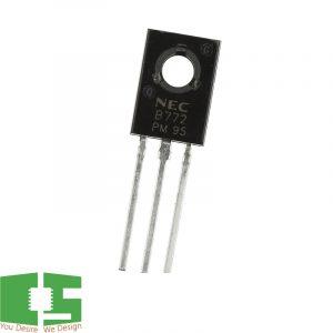 B772 2SB772 3A/40V TO-126 PNP Medium Power Transistor Chipspace