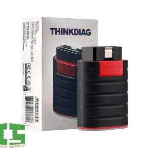 Thinkcar Thingdiag Diagnosis Latest Module 4.0/OBD2 Reader with Full Android IOS Software & 1 Year Automatic Updates Chipspace