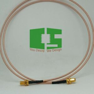 SMA Female to Female with 96cm long Cable Chipspace