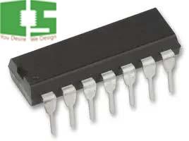 ATTINY24A-PU, MCU 8-bit AVR RISC 2KB Flash 2.5V/3.3V/5V 14-Pin PDIP W Tube Chipspace