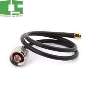 RF Wifi Antenna Extension Cable RP SMA Male To N Type Male Jumper Cable 50CM Chipspace